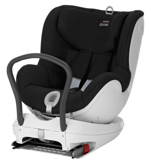 Britax Römer DUALFIX Group 0+/1 Car Seat – Cosmos Black