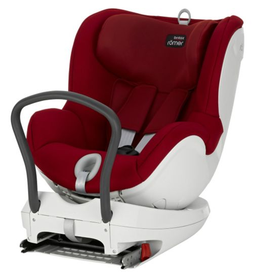 Britax Römer DUALFIX Group 0+/1 Car Seat – Flame Red