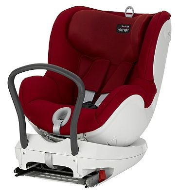 Britax DualFix – red (flame red & chilli pepper)