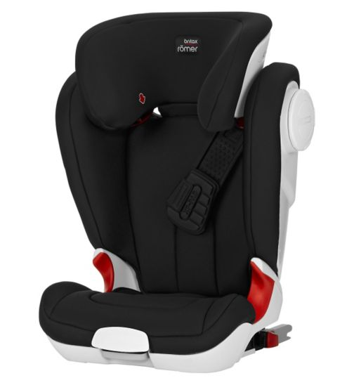 Britax Römer KIDFIX XP SICT Group 2/3 Booster Seat - Cosmos Black