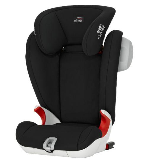 Britax Kidfix SL SICT Group 2/3 Car Seat - Cosmos Black