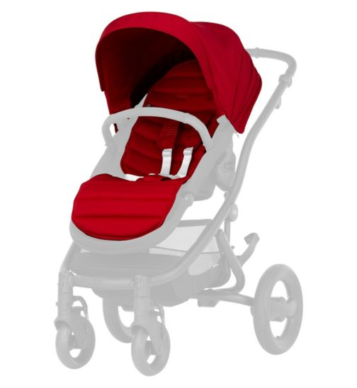 Britax Römer AFFINITY 2 Pushchair Colour Pack - Flame Red