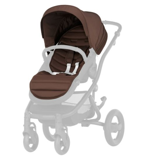 Britax Affinity² Pushchair Colour Pack - Wood Brown