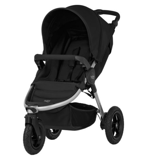 Britax B-Motion 3 Pushchair - Cosmos Black