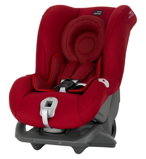 Britax Römer FIRST CLASS PLUS Group 0+/1 Car Seat – Flame Red