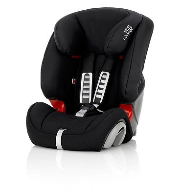 Britax Roemer Evolva 123 Plus Car Seat – Black