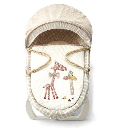 Mamas & Papas Moses Basket - Zam Bee Zee