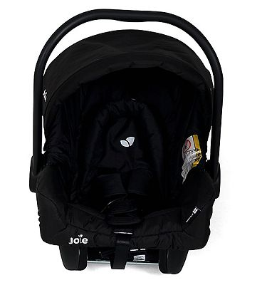 Joie Juva Baby Car Seat – Black