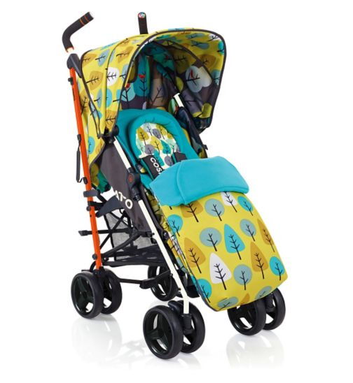 Cosatto To & Fro Travel System - Firebird