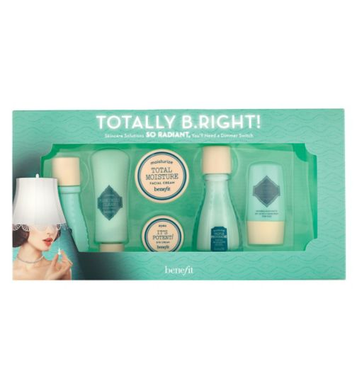 Benefit Totally B.right! Benefit 6 piece Skincare kit
