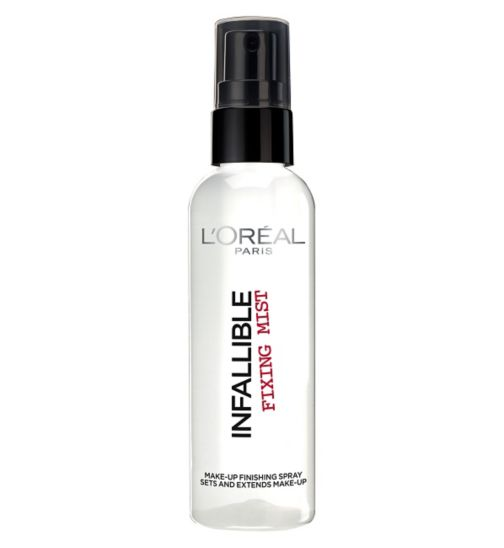 L'Oreal Paris Infallible Fixing Mist 100ml