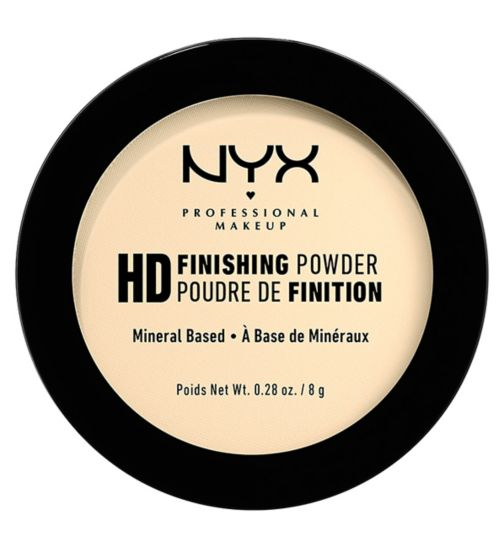 NYX Professional Makeup High definiton finishing powder