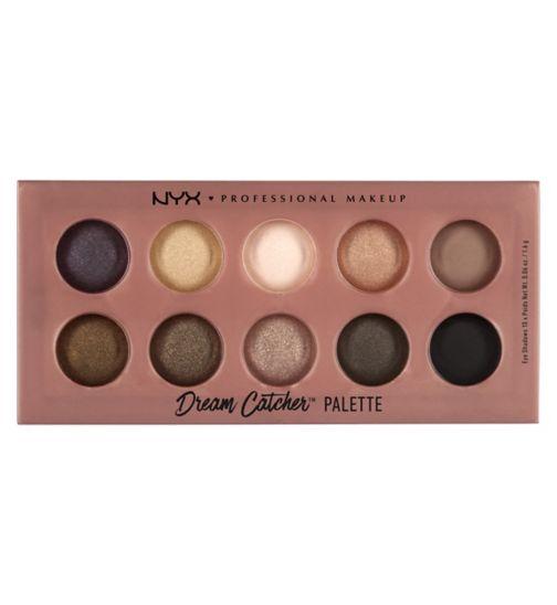 NYX Professional Makeup Dream Catcher Shadow Palette - dusk til dawn