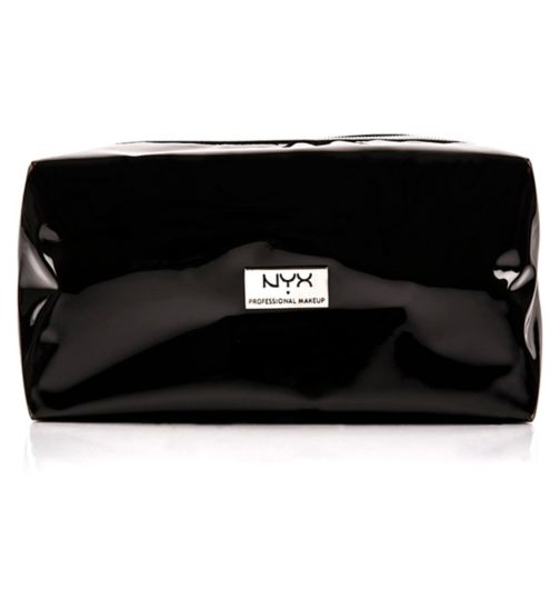 NYX Makeup bags - large vinyl zipper