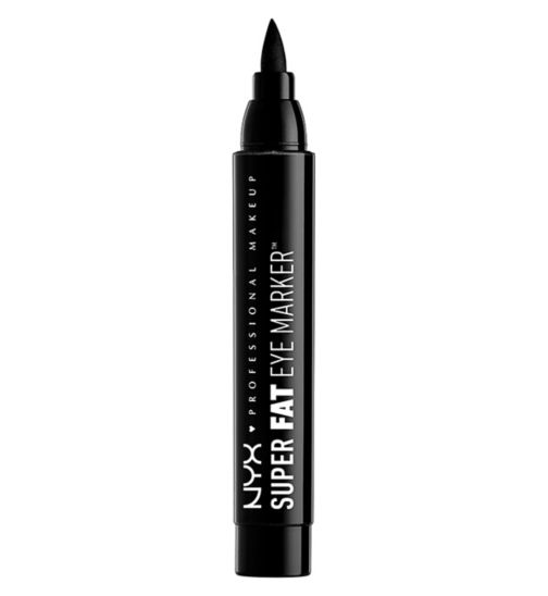 NYX Professional Makeup Super Fat Eye Marker - Carbon Black