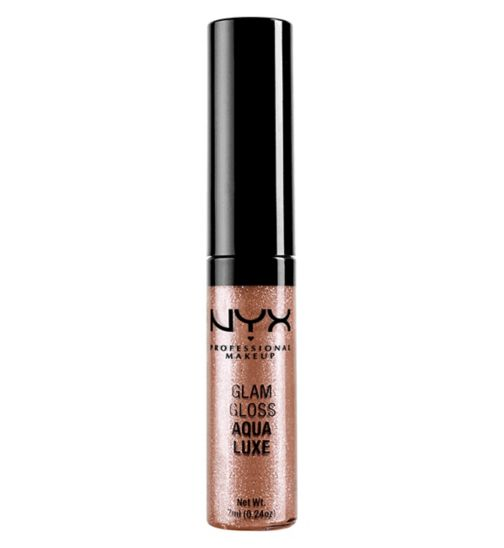 NYX Professional Makeup Glam Lipgloss Aqua Luxe