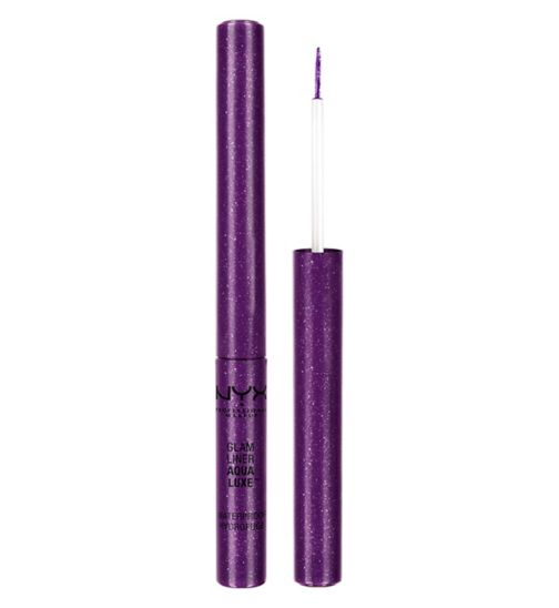 NYX Professional Makeup Glam Liner Aqua Luxe Collection