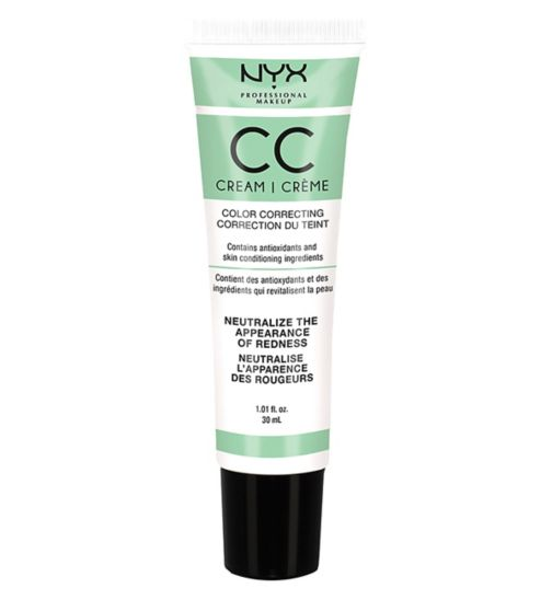 NYX Professional Makeup Color Correcting Cream