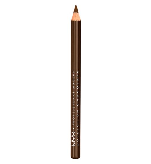 NYX Professional Makeup Collection Chocolate - Satin Finish Brown Liner