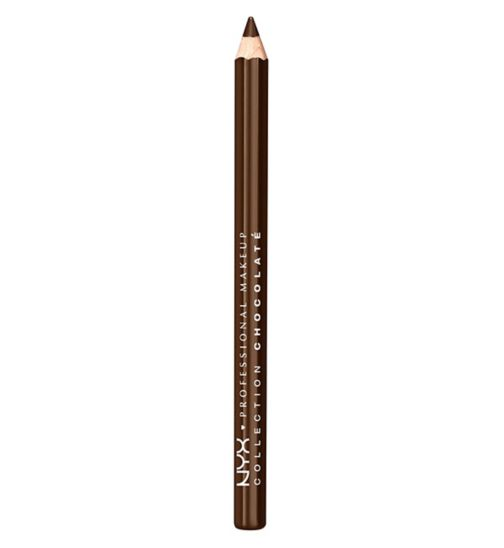 NYX Professional Makeup Collection Chocolate - Kohl Kajal Brown Liner