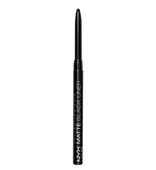 NYX Collection Noir - Powdery Black