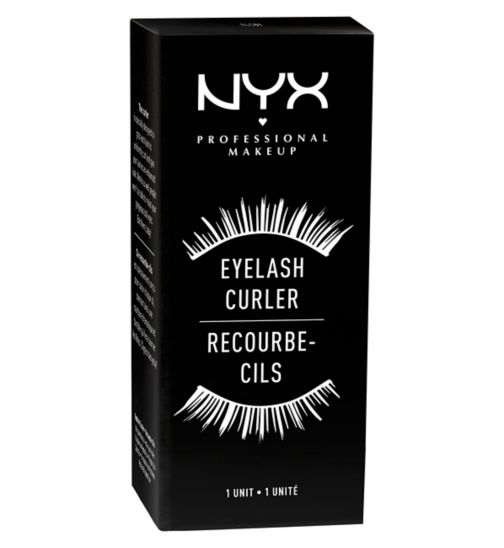 NYX Professional Makeup Eye Lash Curler