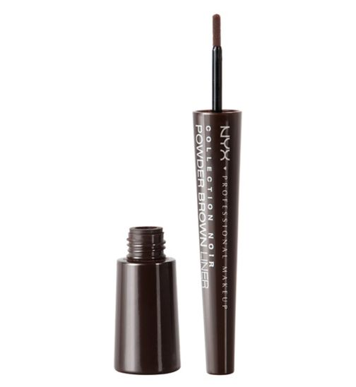 NYX Professional Makeup Collection Noir - Glossy Black Liner