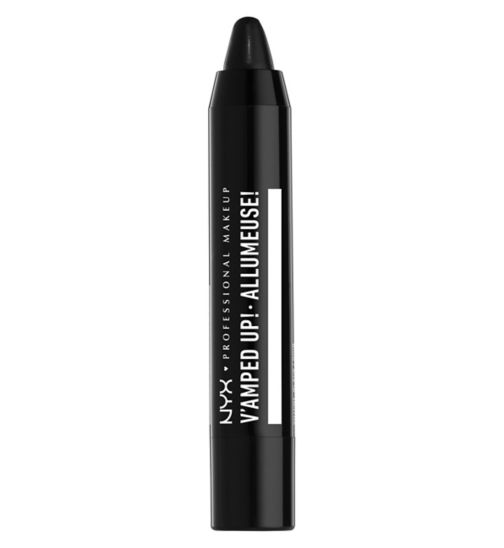 NYX Professional Makeup V'Amped Up! Lip Top Coat