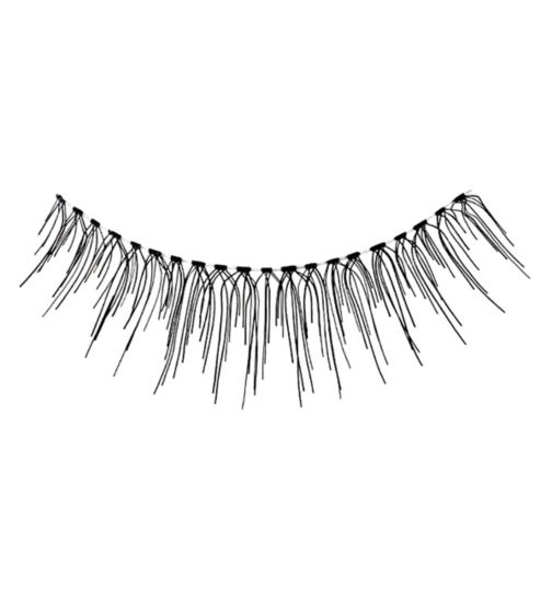 NYX Professional Makeup Wicked Lashes Bashful WL08