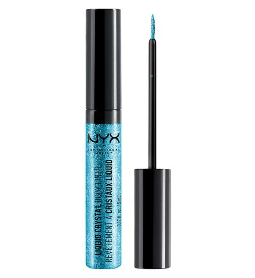 NYX Professional Makeup Crystal liquid liner crystal