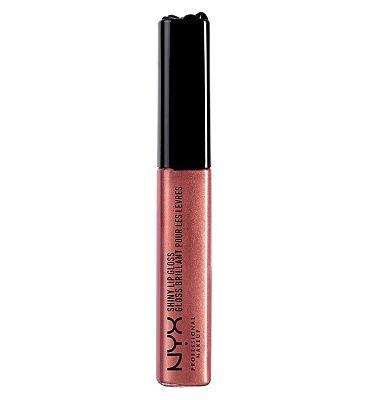 NYX Mega Shine Lip Gloss BEIGE