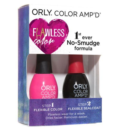 Orly Color Amp'd Launch Kit LA Selfie