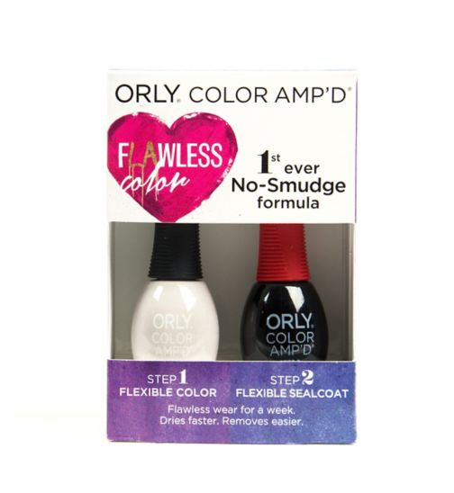 Orly Color Amp'd Flawless Color Kit The Boulevard