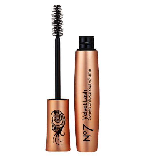 No7 Velvet Lash Mascara 7ml