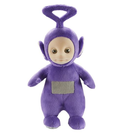 Teletubbies Tinky Winky Talking Soft Toy