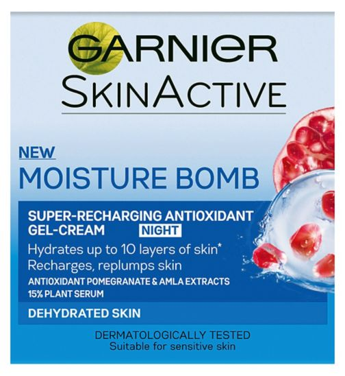 Garnier Moisture Bomb Night Cream
