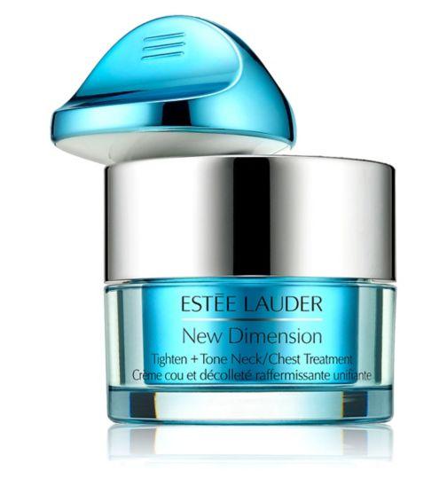 Estee Lauder New Dimension Tighten + Tone Neck/Chest Treatment