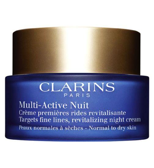 Clarins Multi-Active Night Cream Dry Skin 50ml