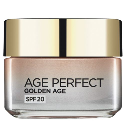 L'Oreal Paris Age Perfect Golden Age Re-Fortifying SPF15 Day Cream 50ml