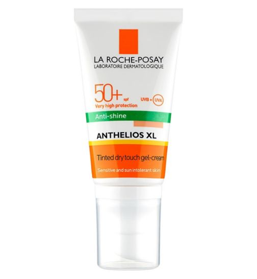 La Roche-Posay Anthelios Anti-Shine Tinted Sun Cream Gel SPF50+ 50ml
