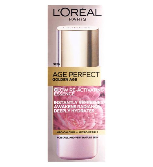 L'Oreal Paris Age Perfect Golden Age Glow Re-Activating Essence 125ml