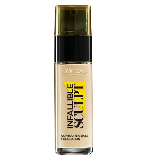 L'Oreal Paris Infallible Sculpt Foundation Light