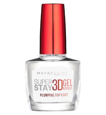 Maybelline Super Stay Gel Effect Nail Polish by Maybelline