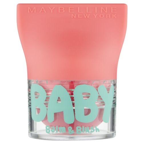 Maybelline Baby Lips Balm & Blush Innocent Peach