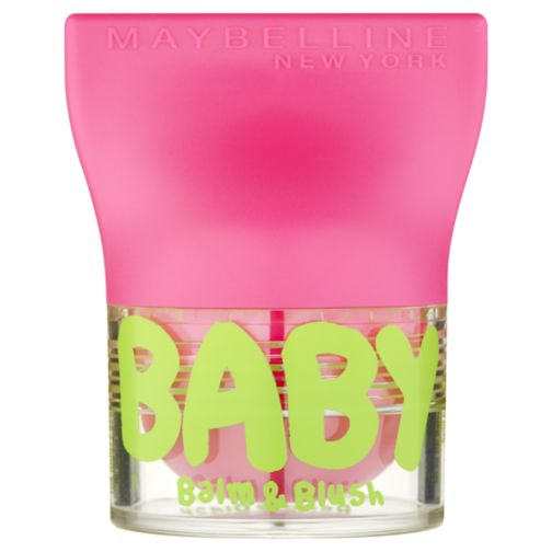 Maybelline Baby Lips Balm & Blush Flirty Pink