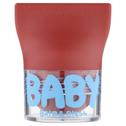 Maybelline Baby Lips Balm & Blush Booming Ruby