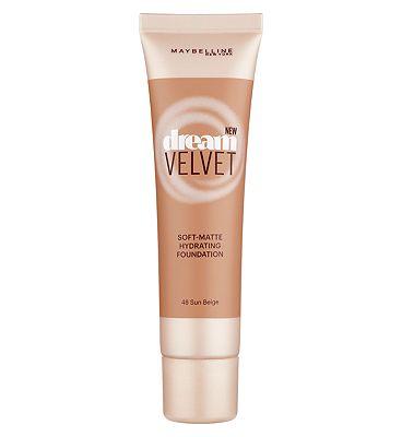 Maybelline Dream Velvet Foundation Honey beige