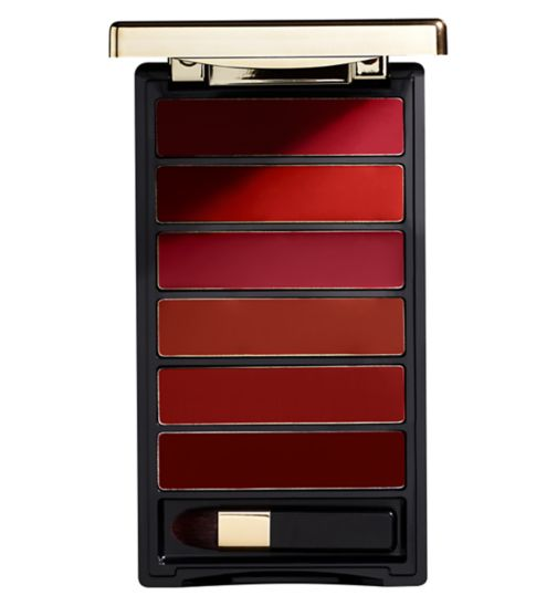 L'Oreal Paris Color Riche Lip Palette Red
