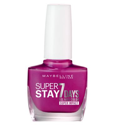 Maybelline Super Stay 7 Days Gel Nail Polish by Maybelline