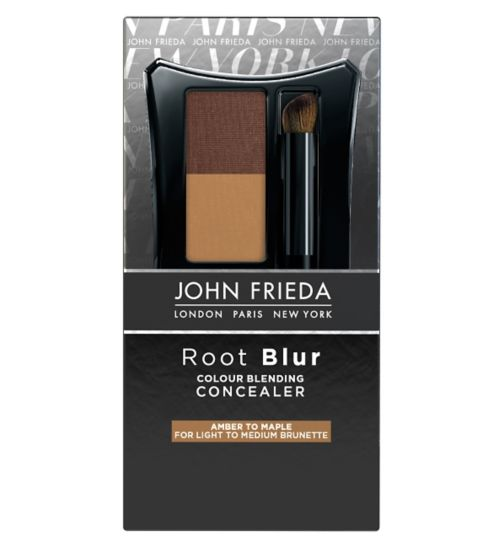 John Frieda Root Blur Colour Blending Concealer Amber to Maple